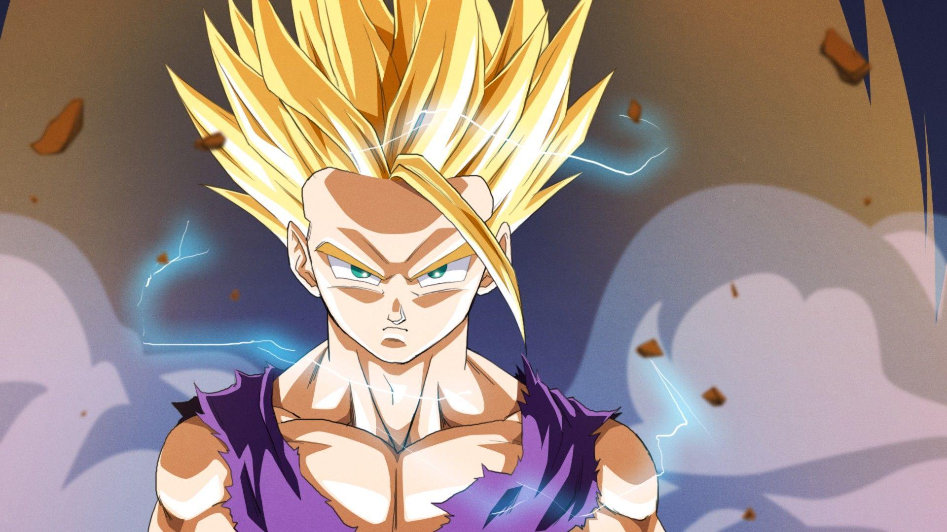 Super Saiyan Goku wallpaper   1033836 1920x1080