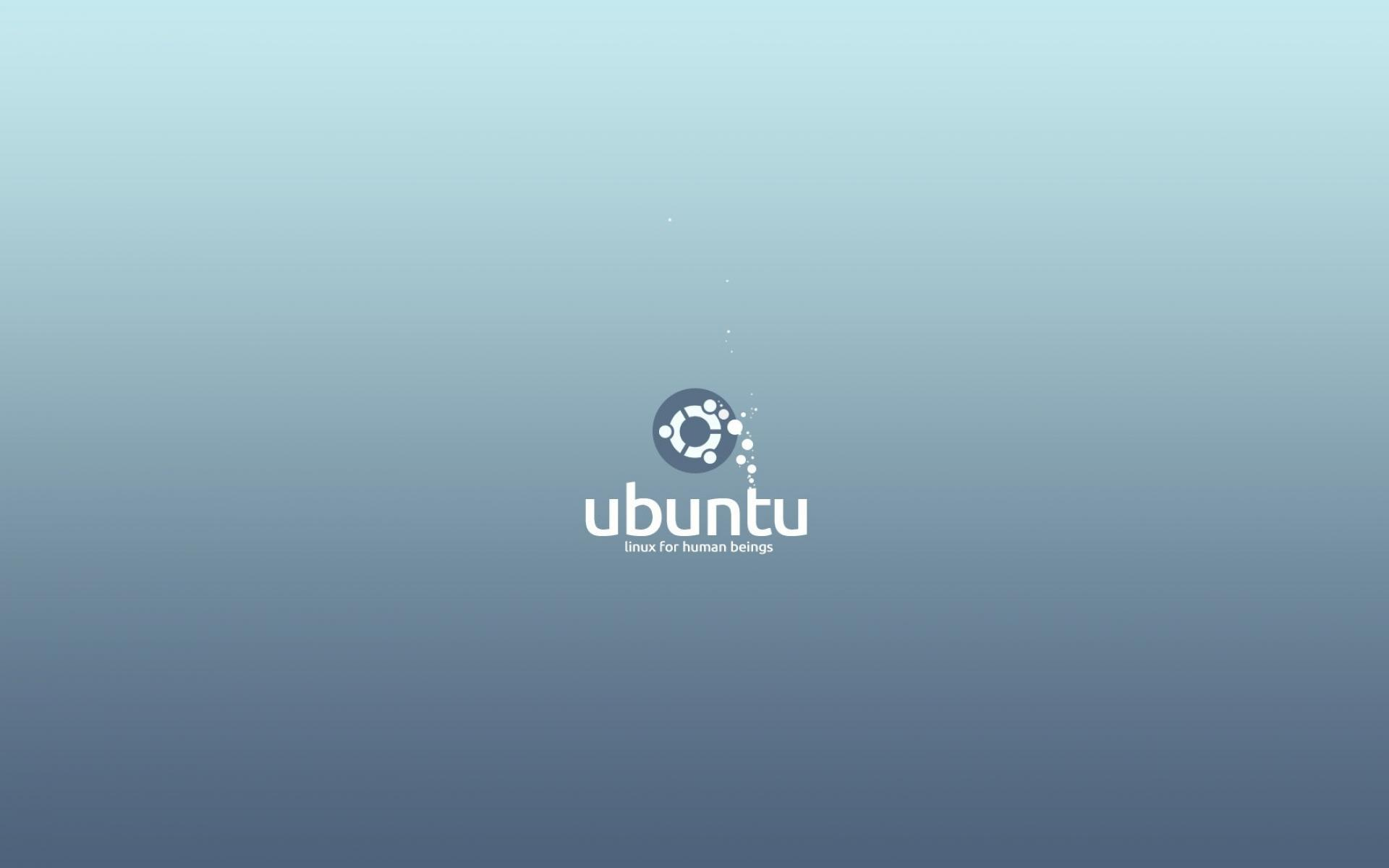 linux ubuntu logos minimalistic best widescreen background awesome HQ 1920x1200