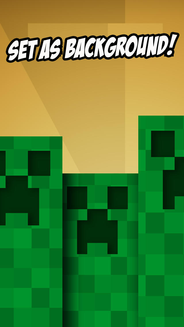 App Shopper Wallpapers for Minecraft for iPhone Entertainment 640x1136