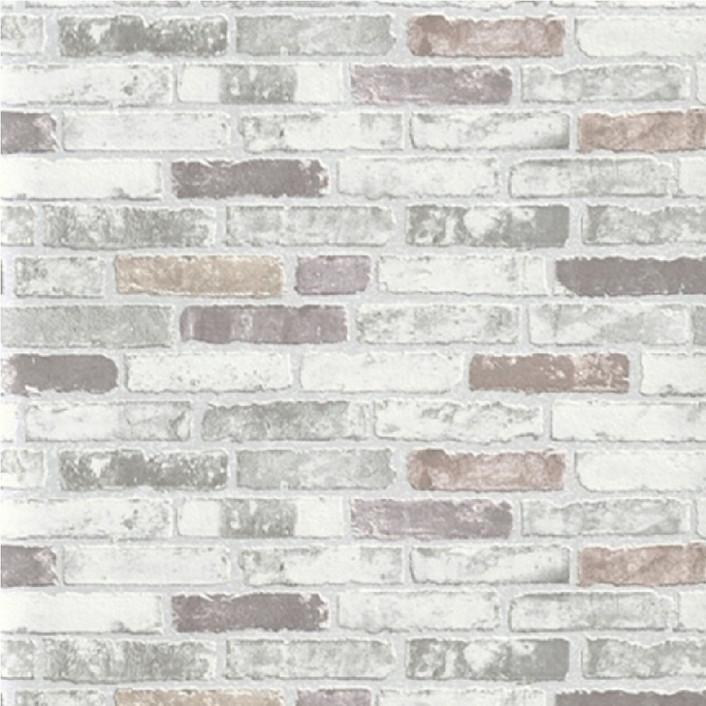 Wallpaper Erismann Erismann Brix Brick Effect Wallpaper 6703 1000x1000