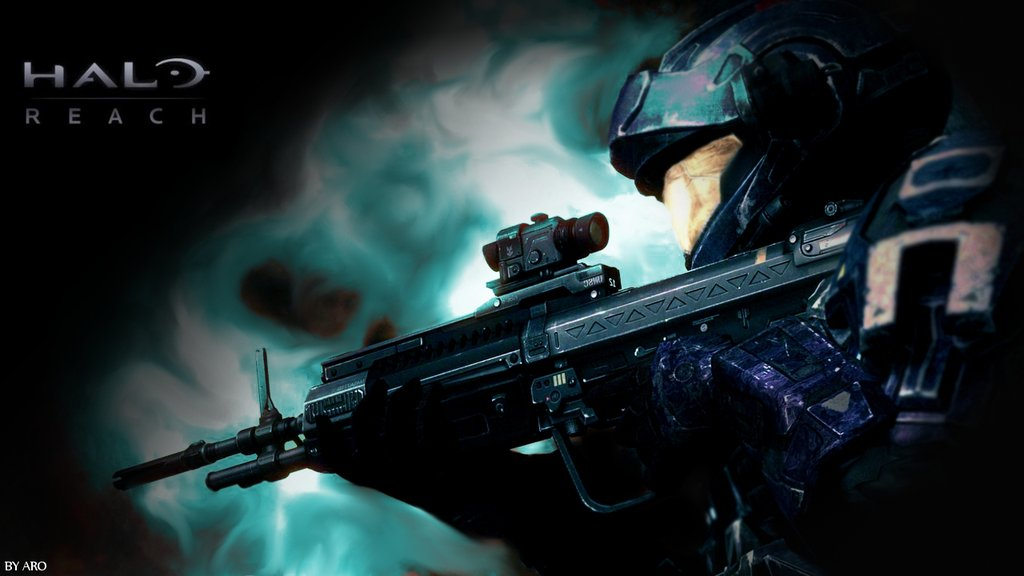 Awesome Halo Reach Wallpapers Rockstar inc wallpaper 1024x576