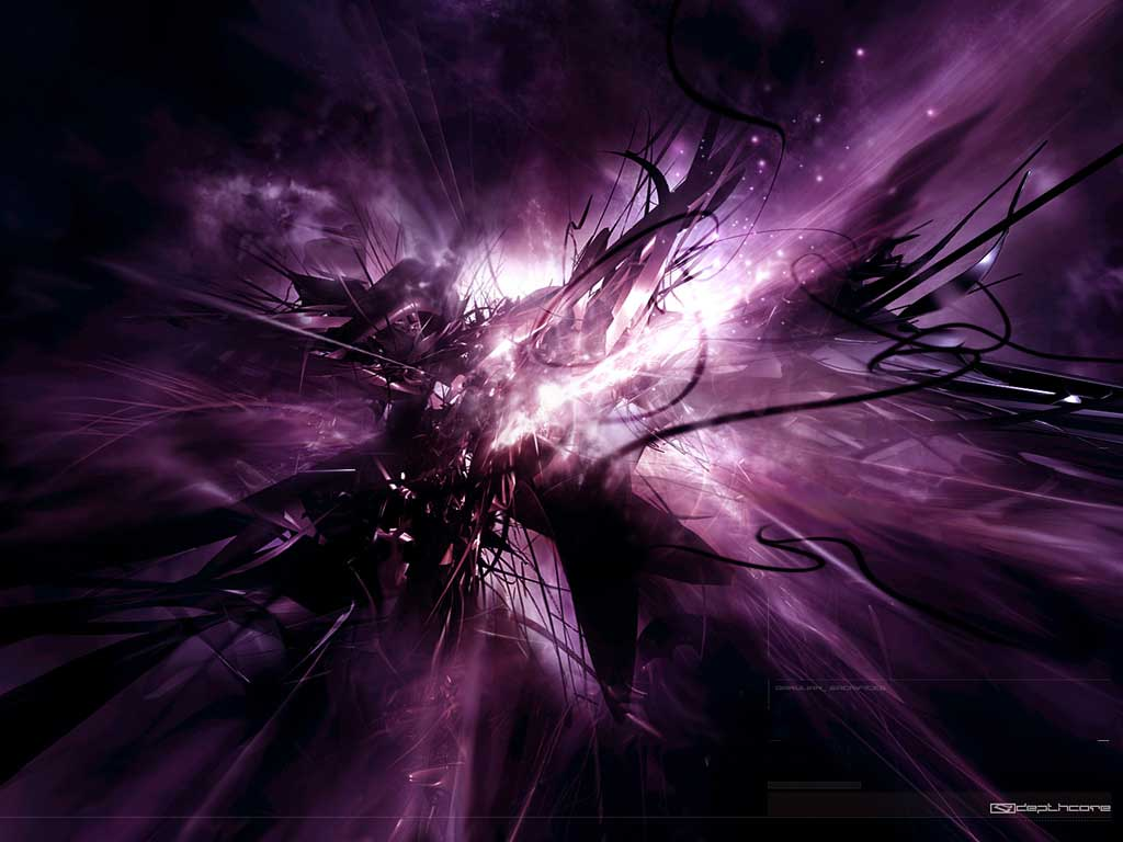 The Nices Wallpapers Black And Purple Background 1024x768