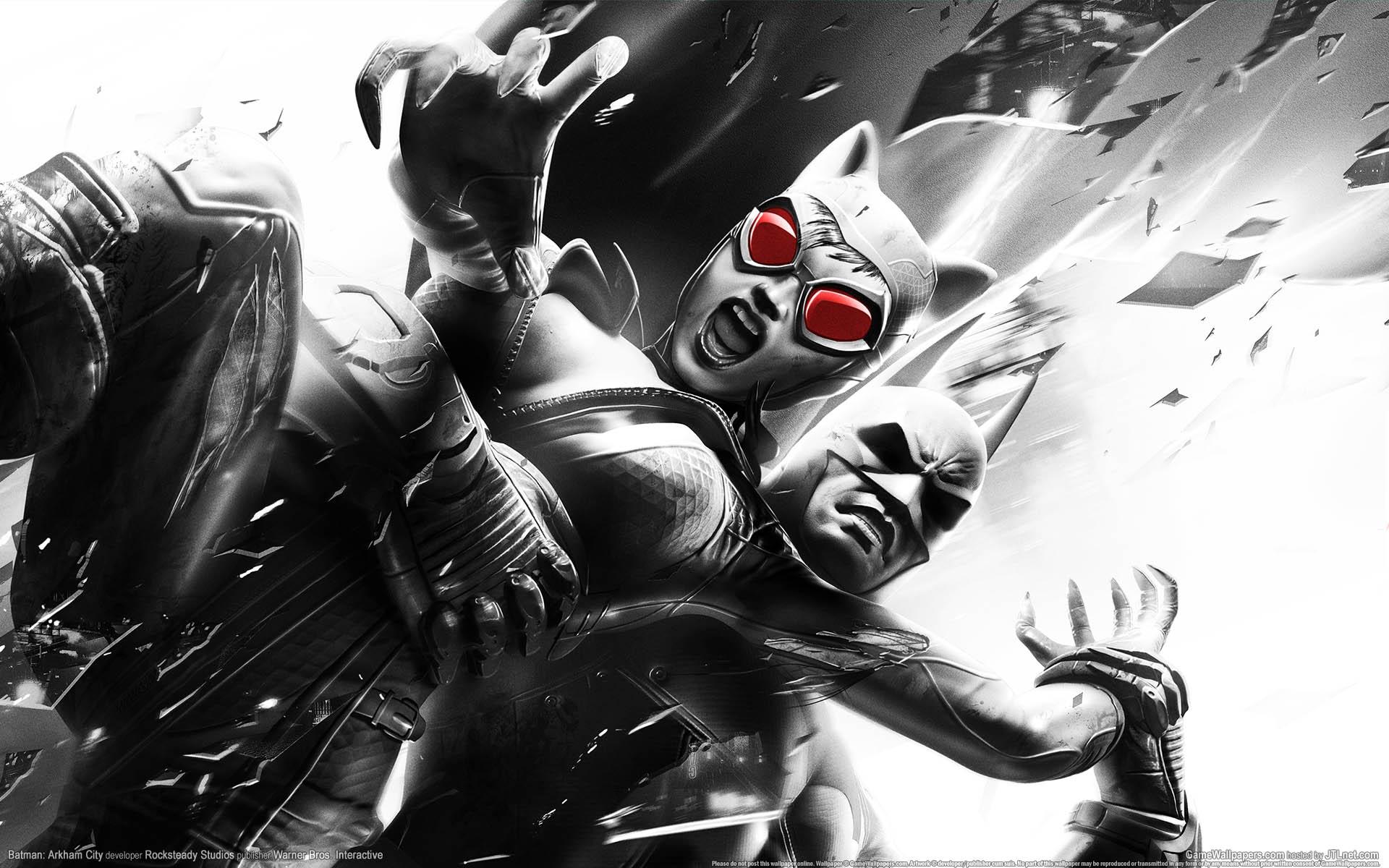 Free Download Batman Arkham City Wallpaper Game Wallpaper Hd