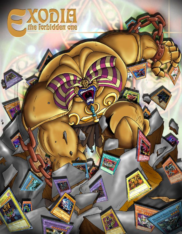 Yu Gi Oh Wallpaper Exodia Yugioh Wallpaper Yugioh cards