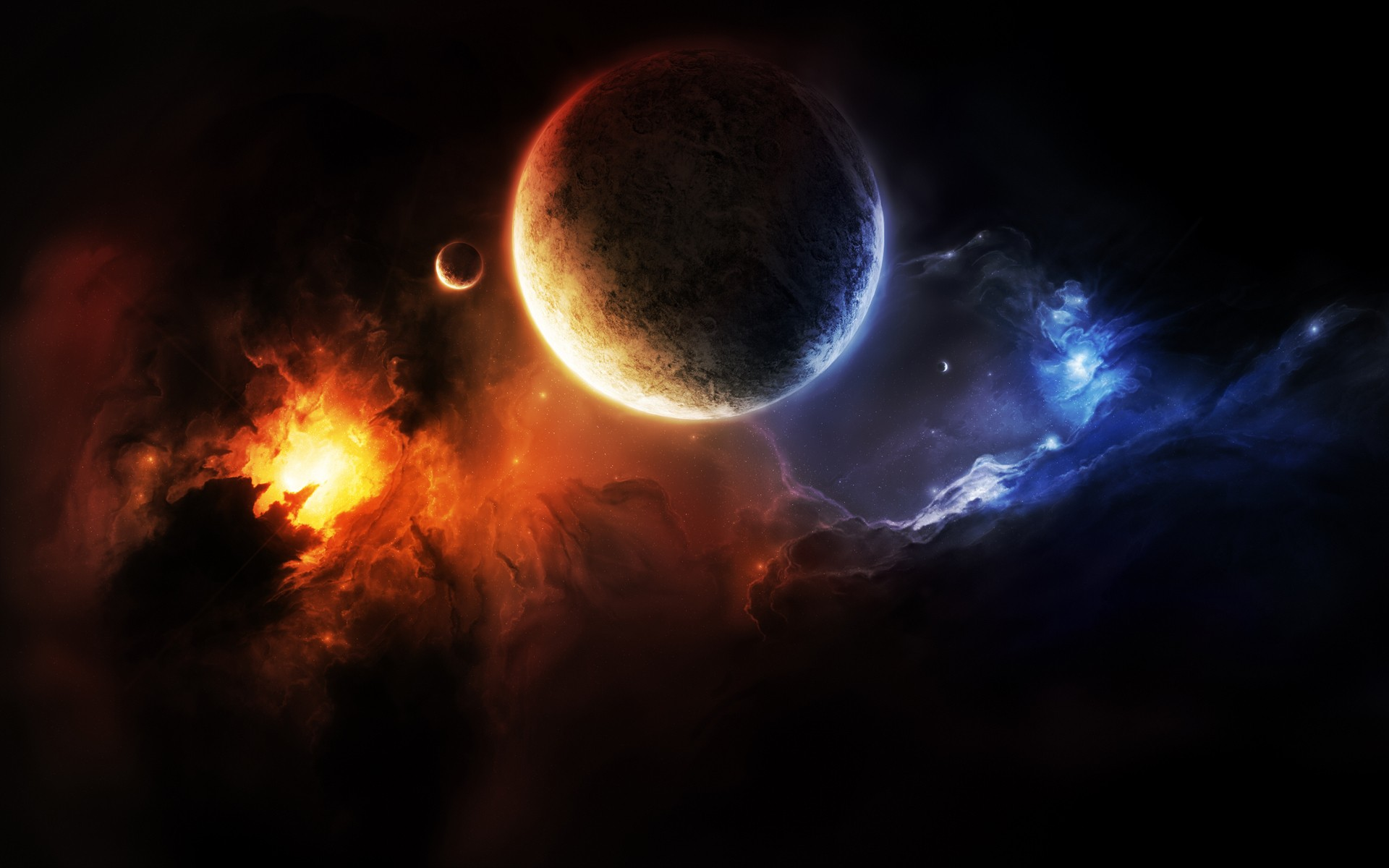 Amazing Space Wallpapers NoNaMe 1920x1200