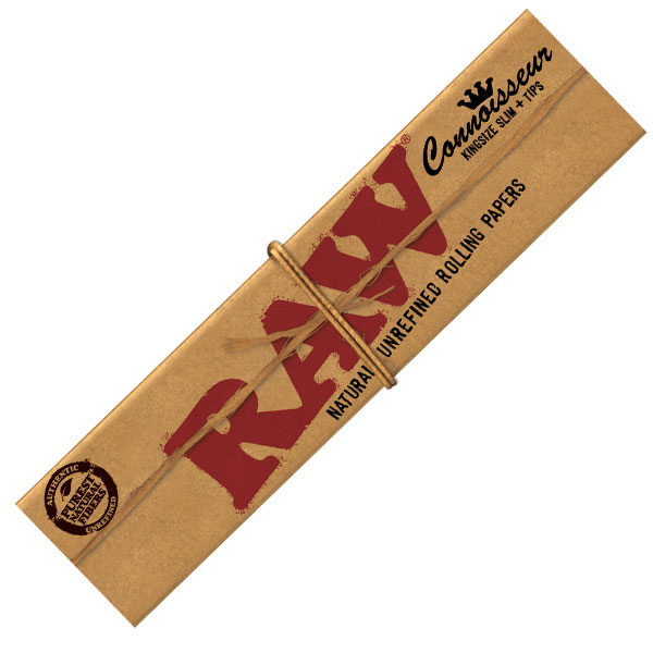 Raw Papers Raw connoisseur kingsize 600x600