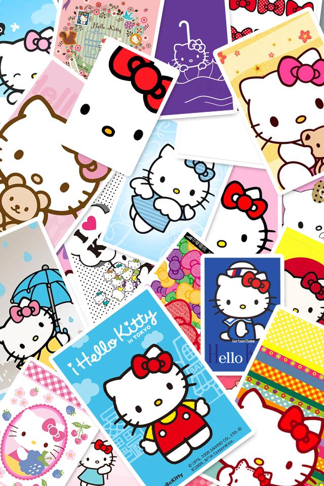 640x960px Hello Kitty Wallpaper App Wallpapersafari