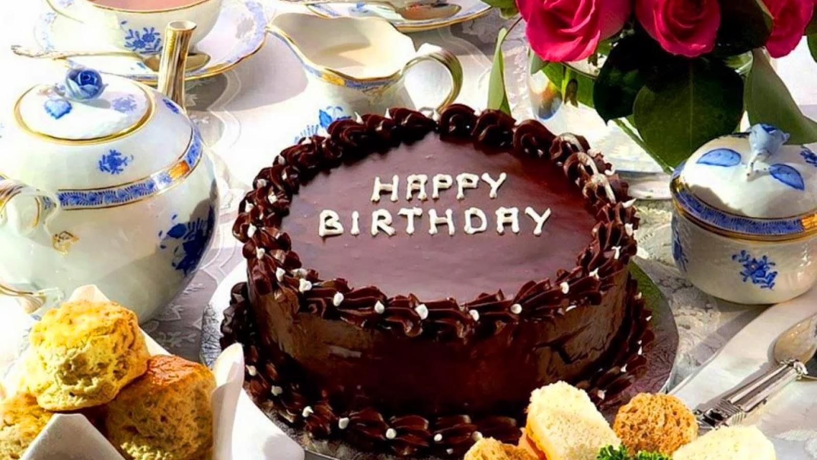 Love Birthday Cake Hd Images : Chocolate Cake Wallpaper - WallpaperSafari