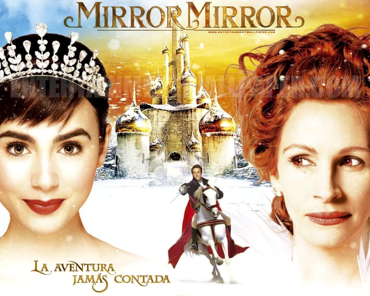 Mirror Mirror - Mirror Mirror Wallpaper (30450970) - Fanpop