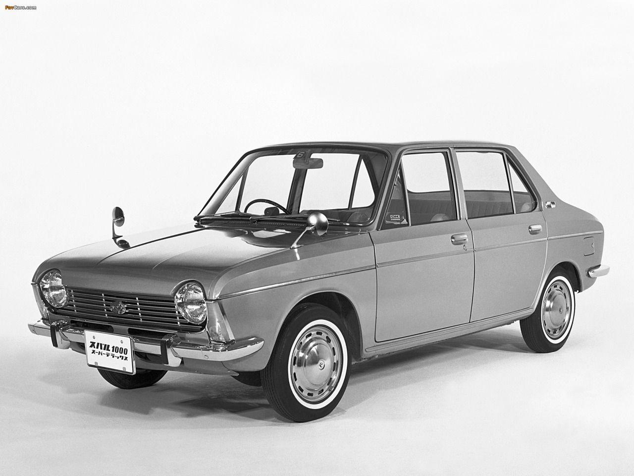 Subaru 1000 4 door Sedan   1965 Automotive Subaru Subaru cars 1280x960
