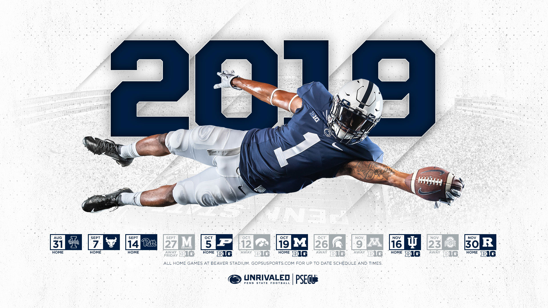 Wallpapers   Penn State University Athletics 1920x1080