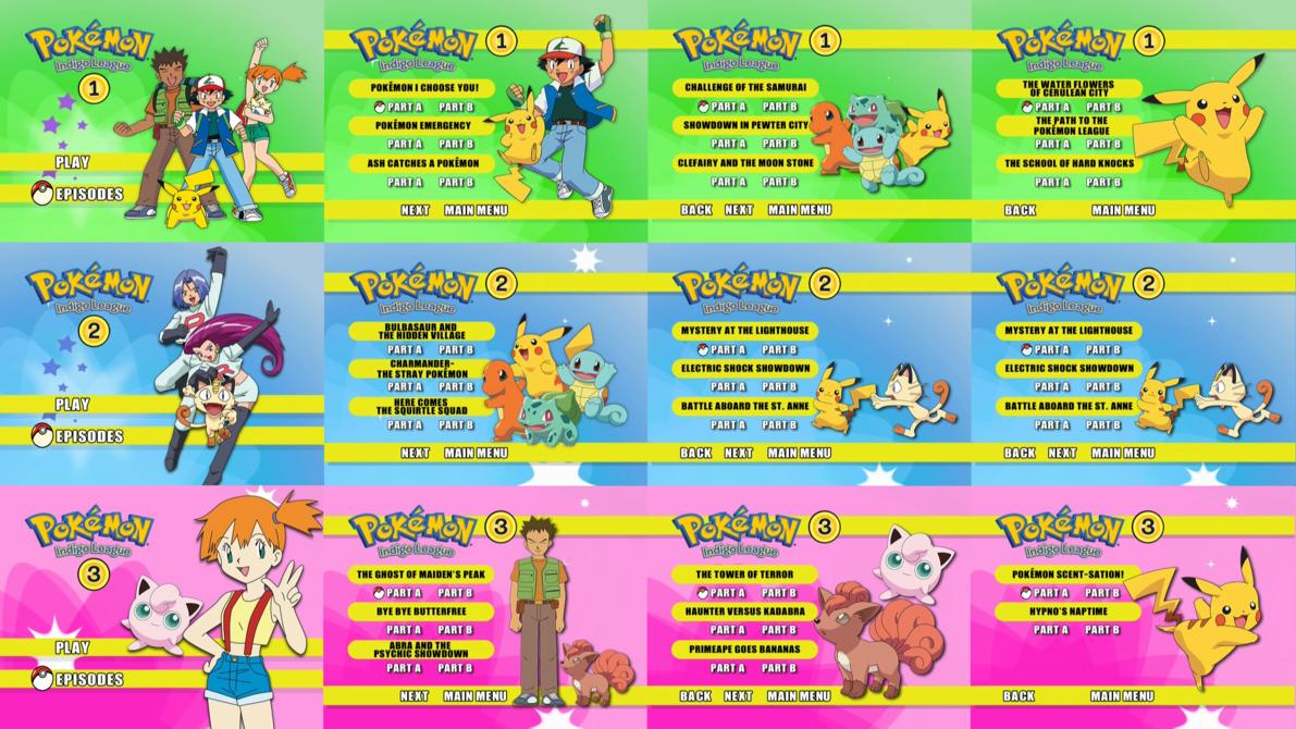 Pokemon Indigo League Wallpaper Wallpapersafari