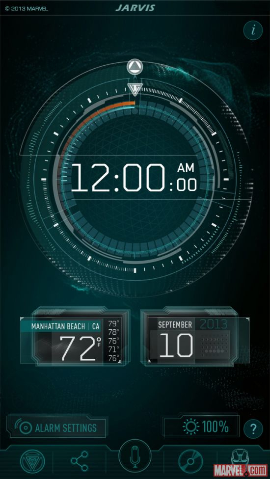 Tony Starks JARVIS Interface Coming To An iOS Device Near You 550x976