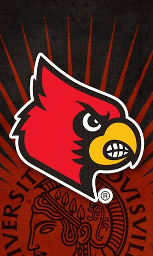 Louisville Cardinals LWP B App for Android 307x512
