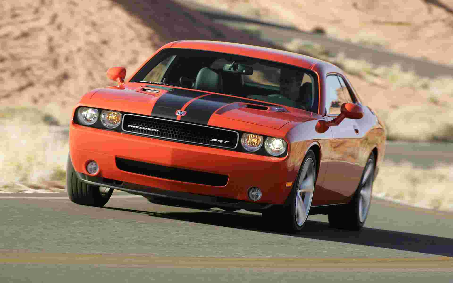 dodge challenger srt8 widescreen 185302 wallpaper   Dodge   Auto Moto 1920x1200