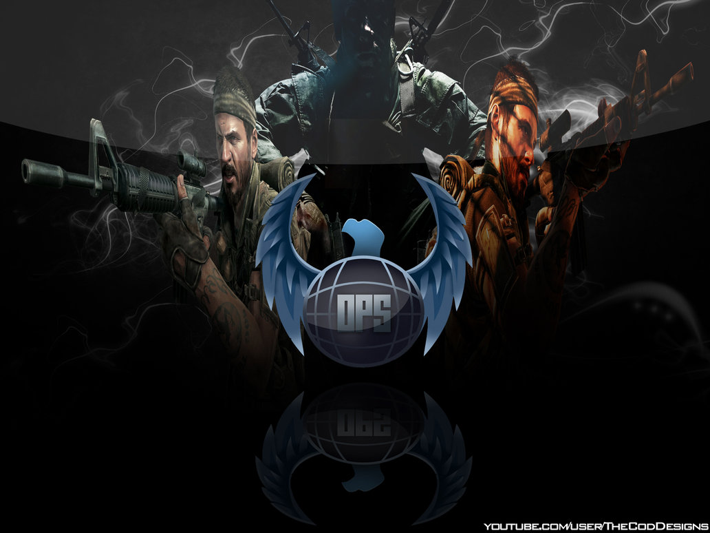 Free Download Black Ops Wallpaper By Ahmed7193 1032x774 For Your