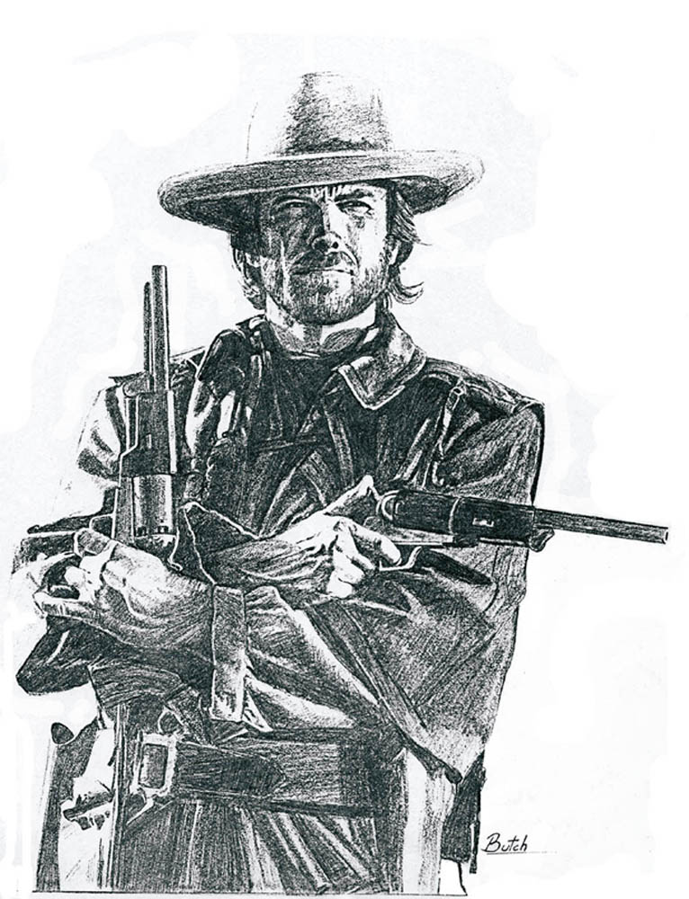 Western Outlaw Wallpaper Outlaw josey wales by thorr 766x1000
