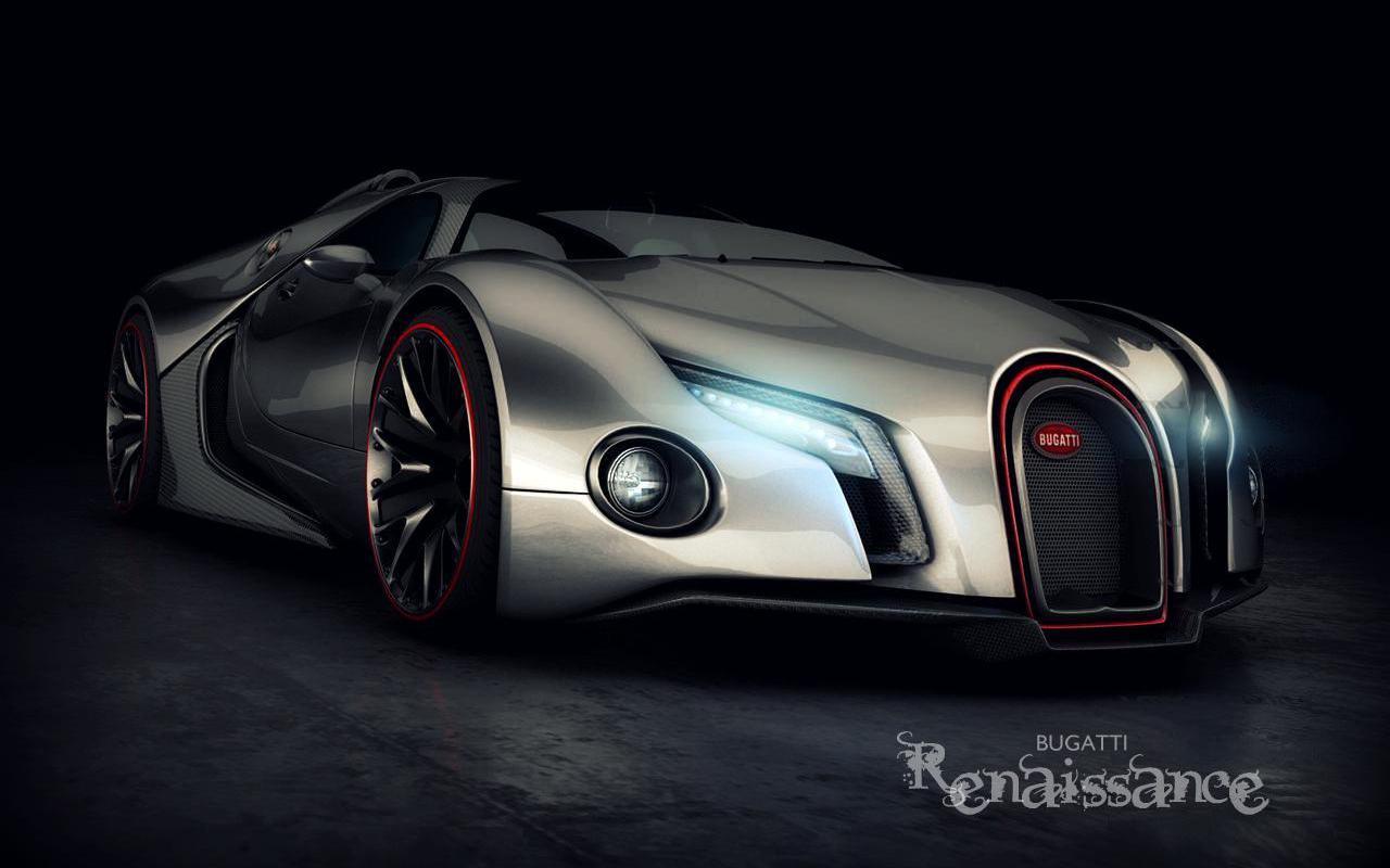 Bugatti Renaissance   Bugatti Veyron Hd Desktop Wallpaper 1280x800