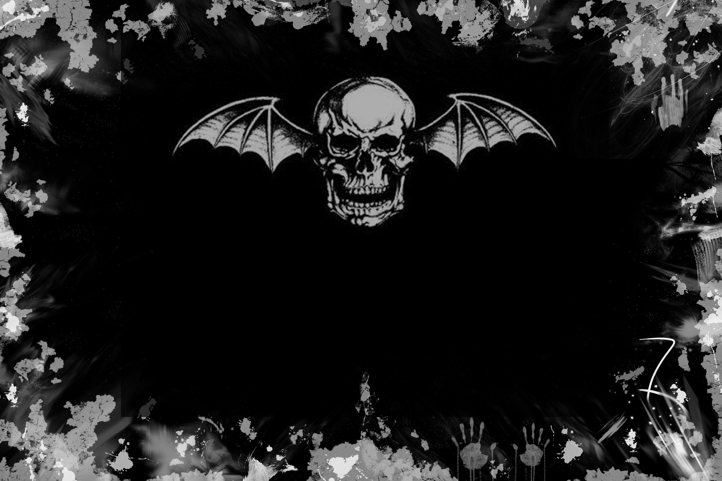 Avenged Sevenfold Hd Wide Wallpaper 26670 Wallpaper Risewall 2400x1600