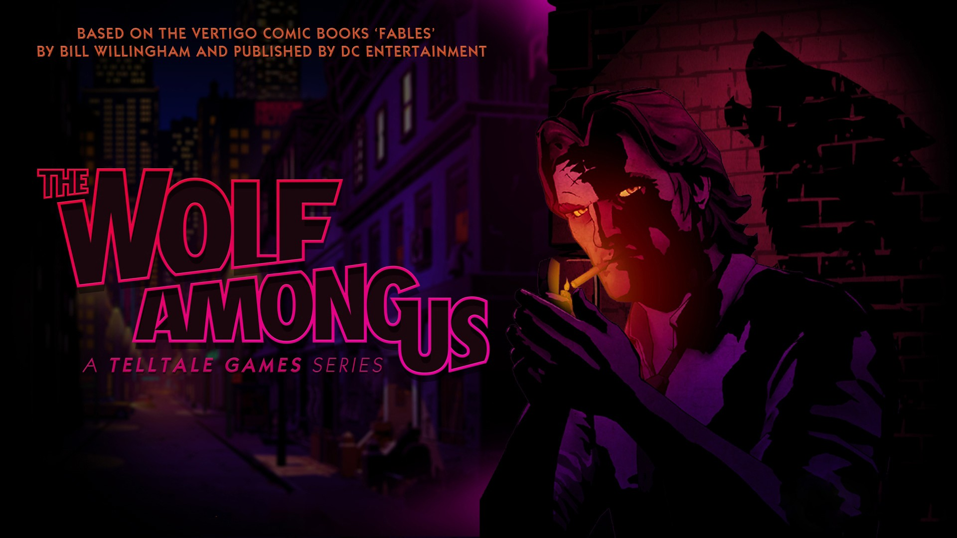 48 The Wolf Among Us Wallpaper On Wallpapersafari