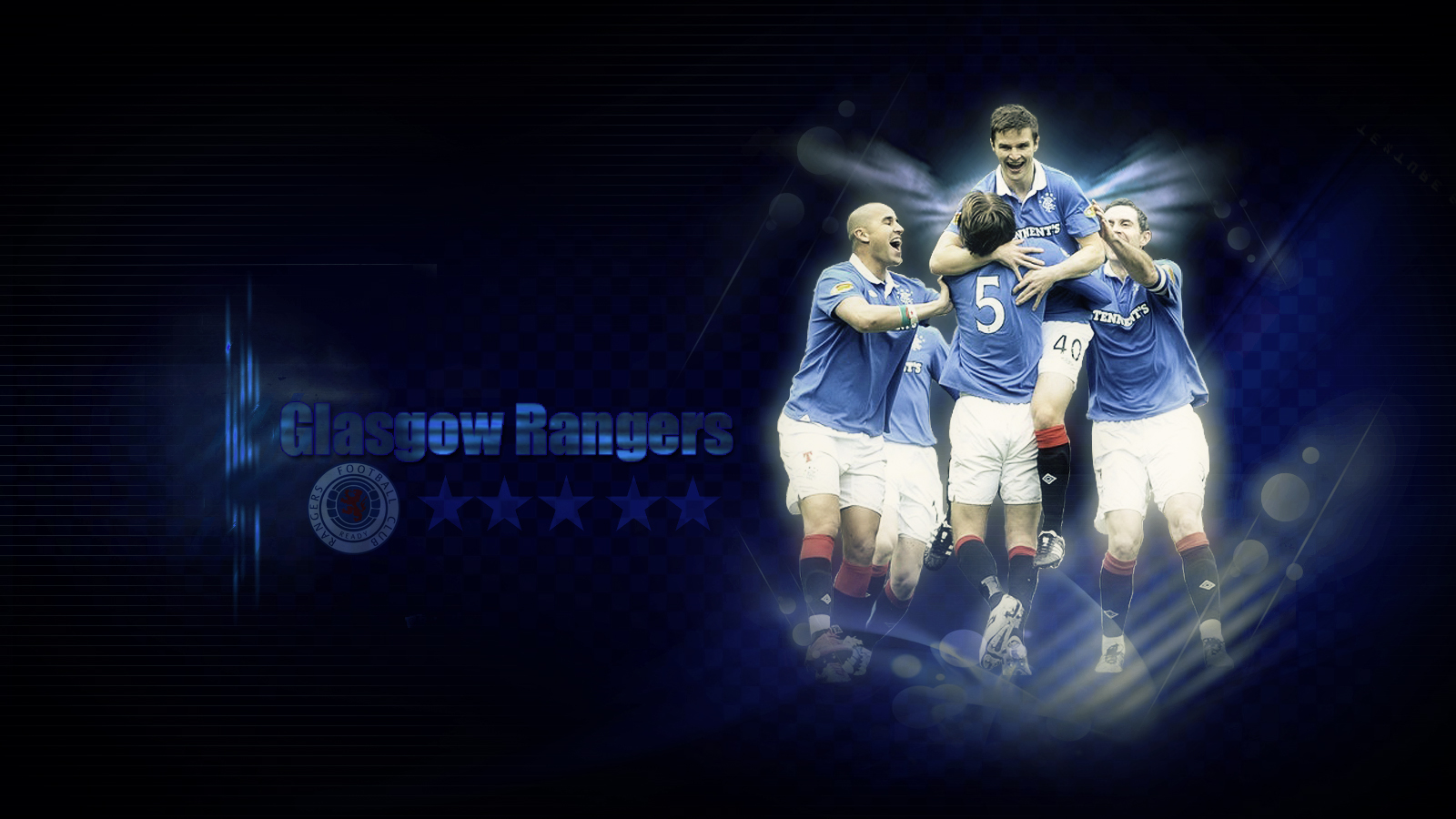 Glasgow Rangers Wallapper wallpaper Football Pictures and Photos 1600x900