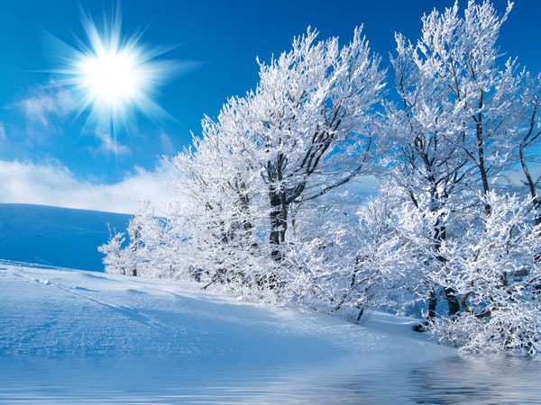 Beautiful Winter Desktop Wallpapers 600x450