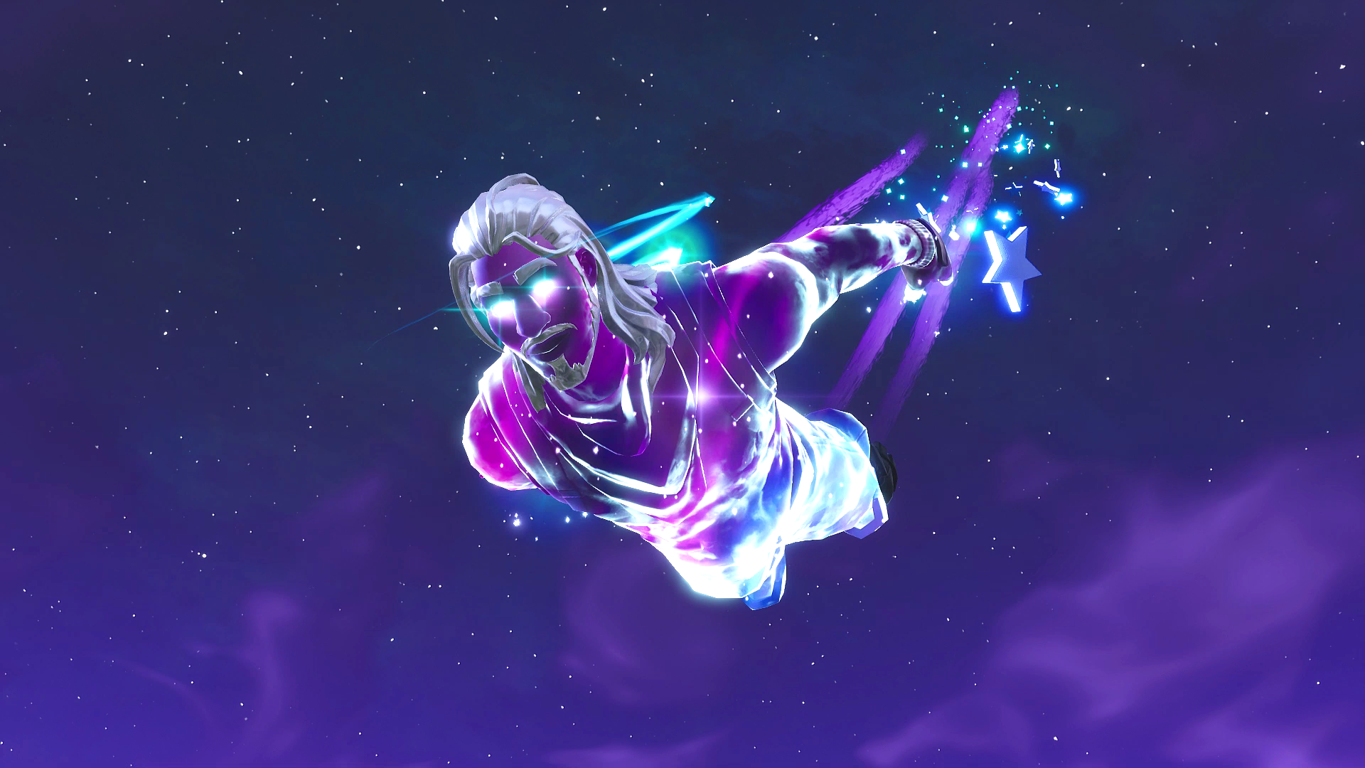 Leaks reveal Fortnite Galaxy skin owners could be getting a spray 1920x1080
