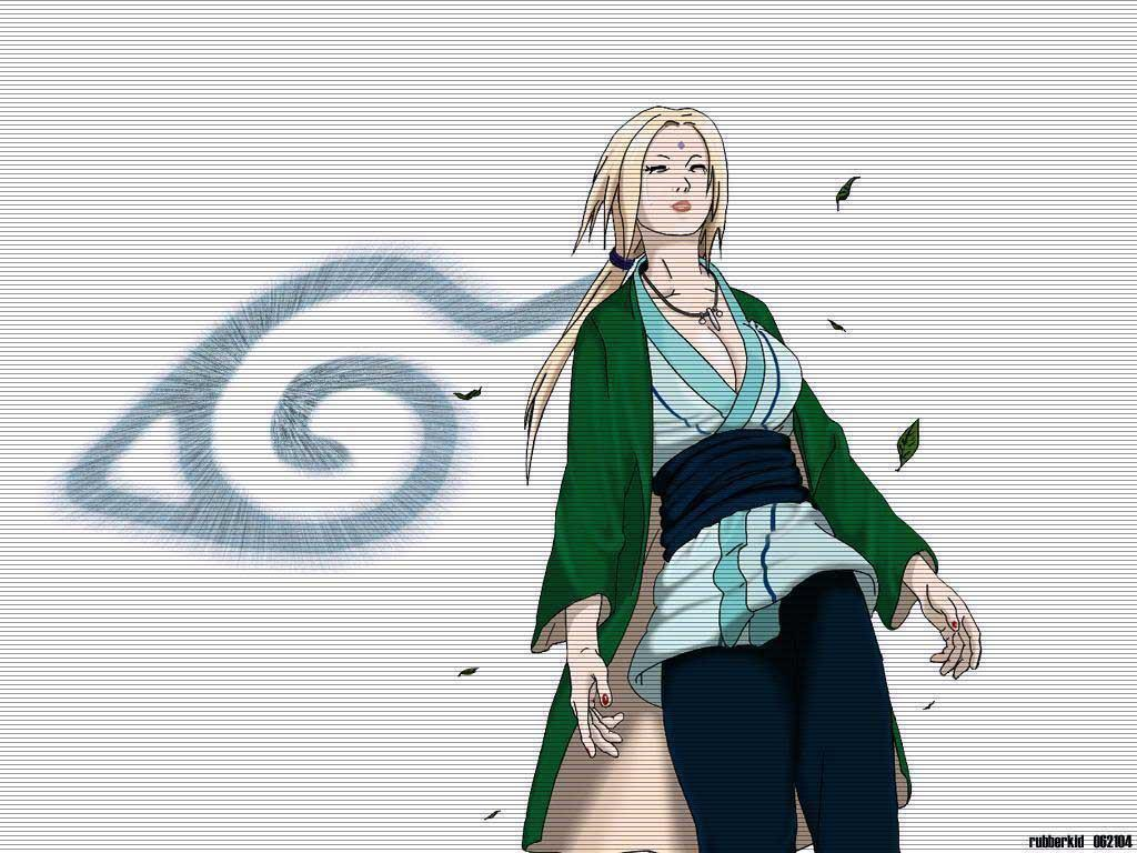 Naruto Tsunade Wallpapers 1024x768
