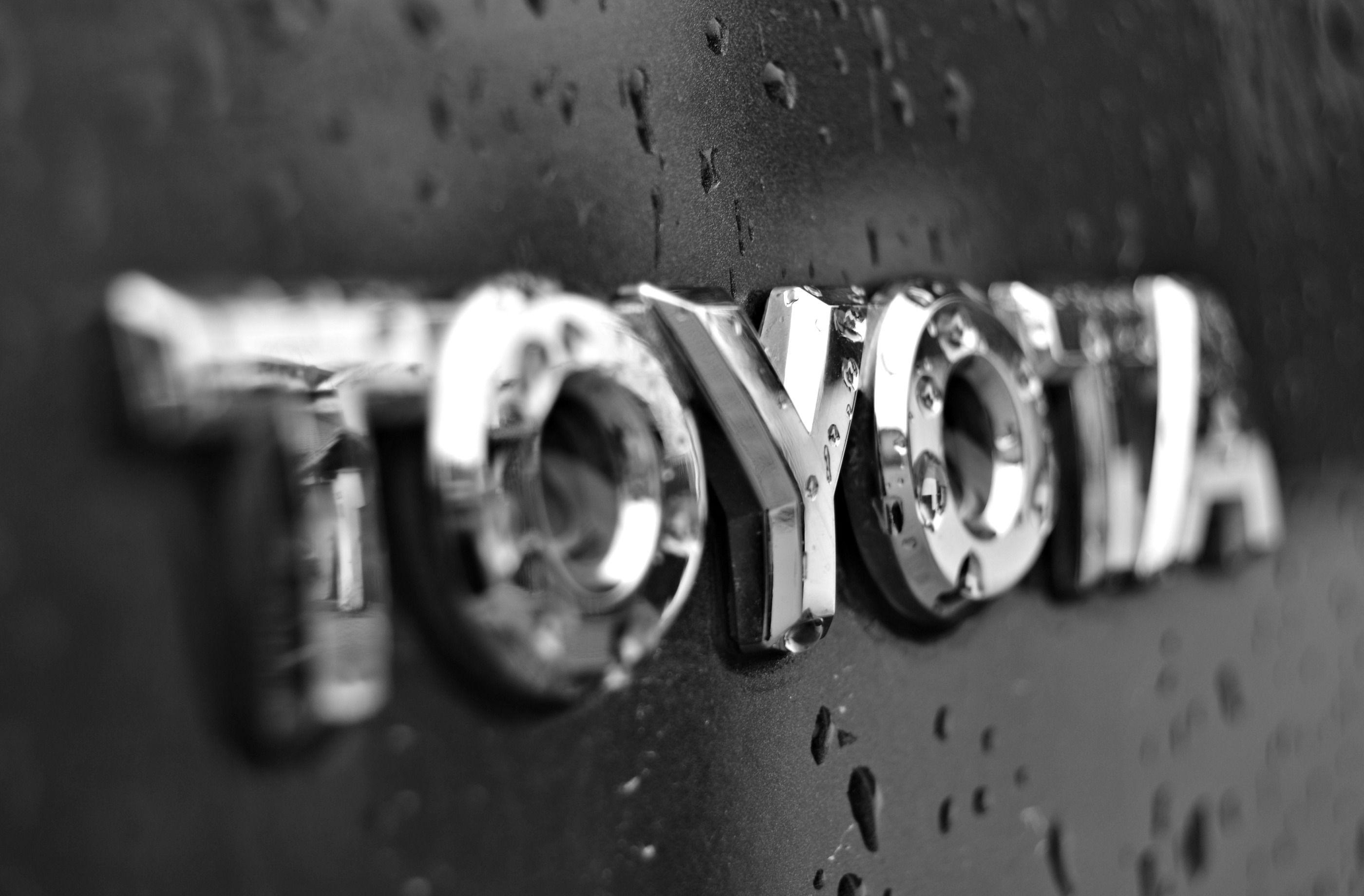 Toyota Logo Wallpapers 2800x1840