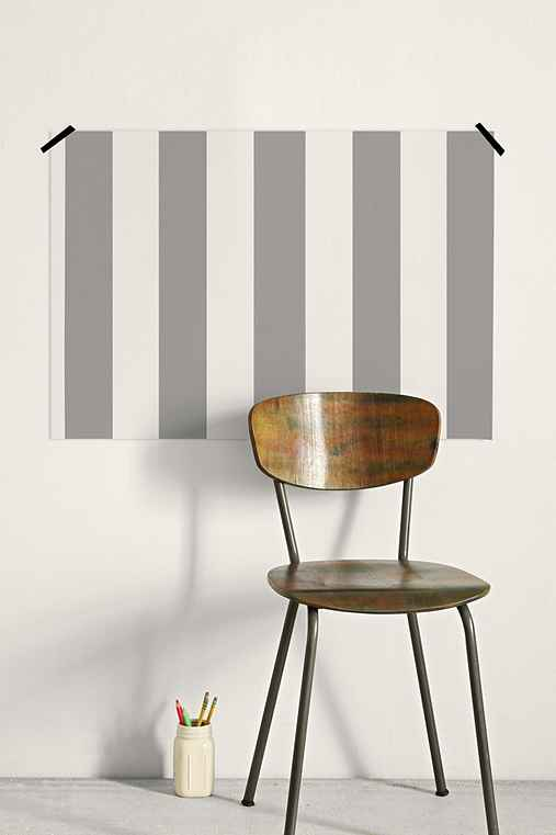 Chasing Paper Stripe Removable Wallpaper   Urban Outfitters 507x761