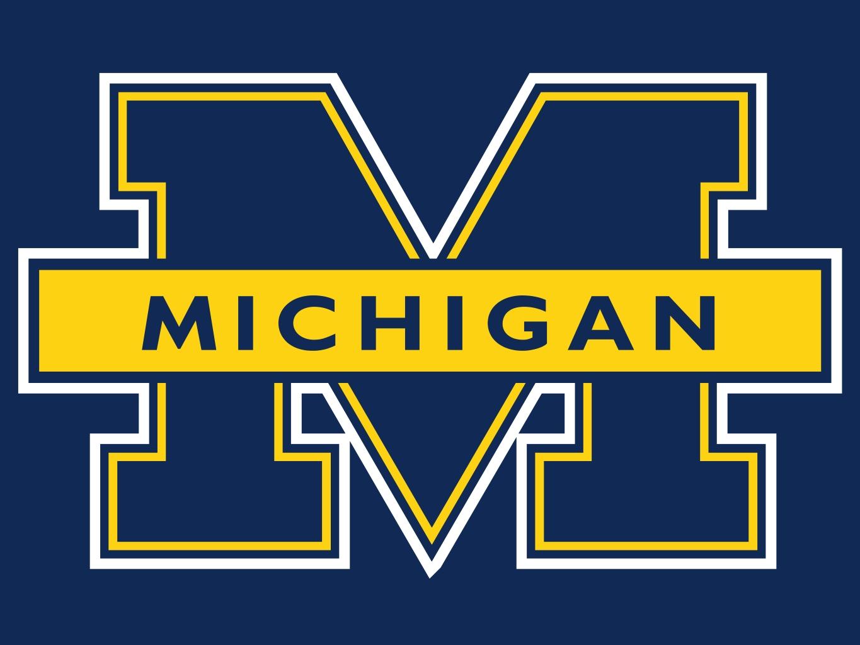 Michigan Football Poster 1365x1024