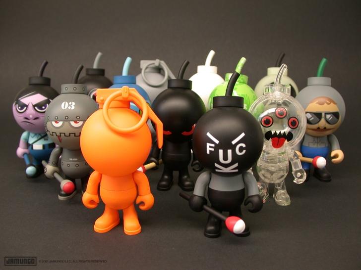 kid robot vinyl toys 1600x1200 wallpaper High Quality WallpapersHigh 728x546