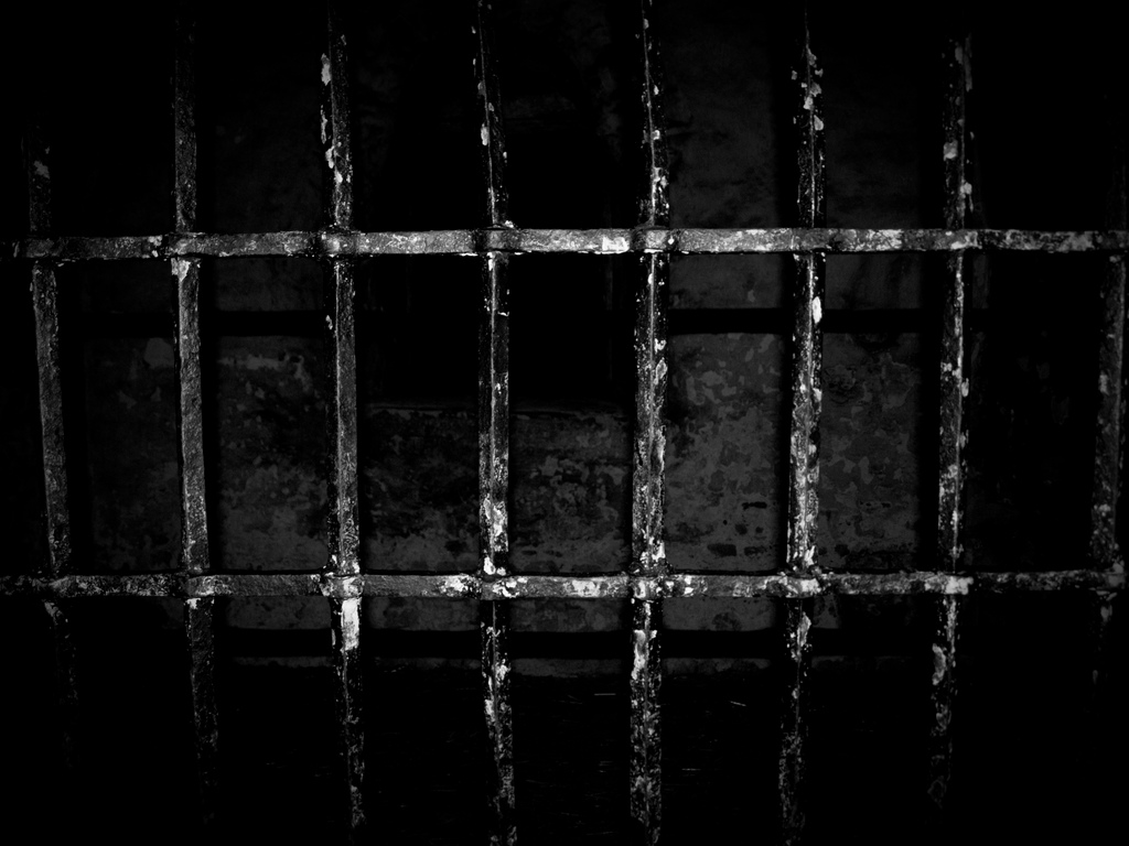 prison bars picture jail backgrounds wallpapersafari 5131