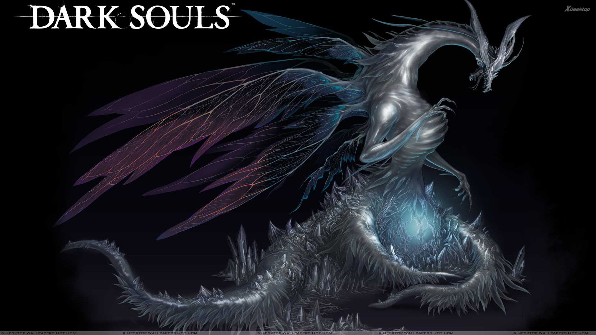Free Download Dark Souls Black Knight Wallpaper 1920x1080 For