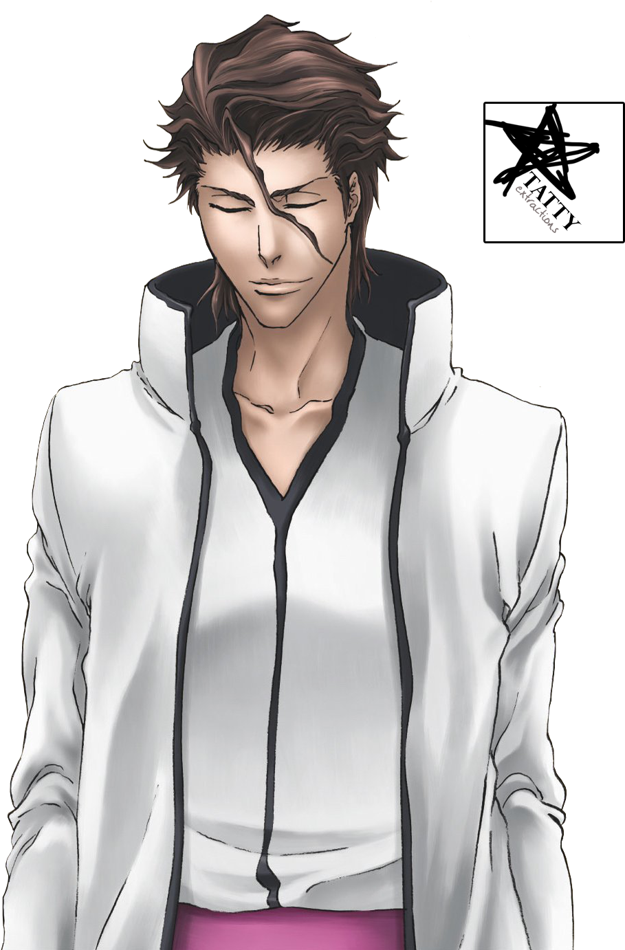 HD Aizen Images aizen Hd Wallpaper And Background   Aizen 909x1382