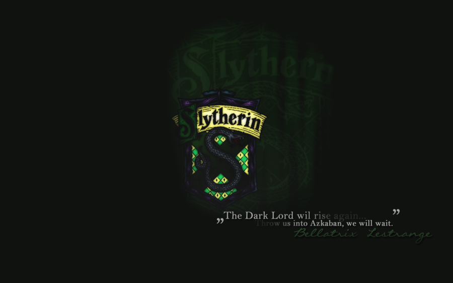 Free Download Slytherin Wallpaper By Sourissou 900x563 For Your Desktop Mobile Tablet Explore 78 Slytherin Background Hogwarts Castle Wallpaper