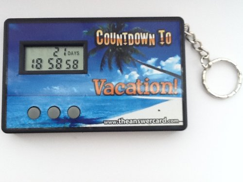 vacation countdown timer Vacation Countdown Timer Clocks 500x375