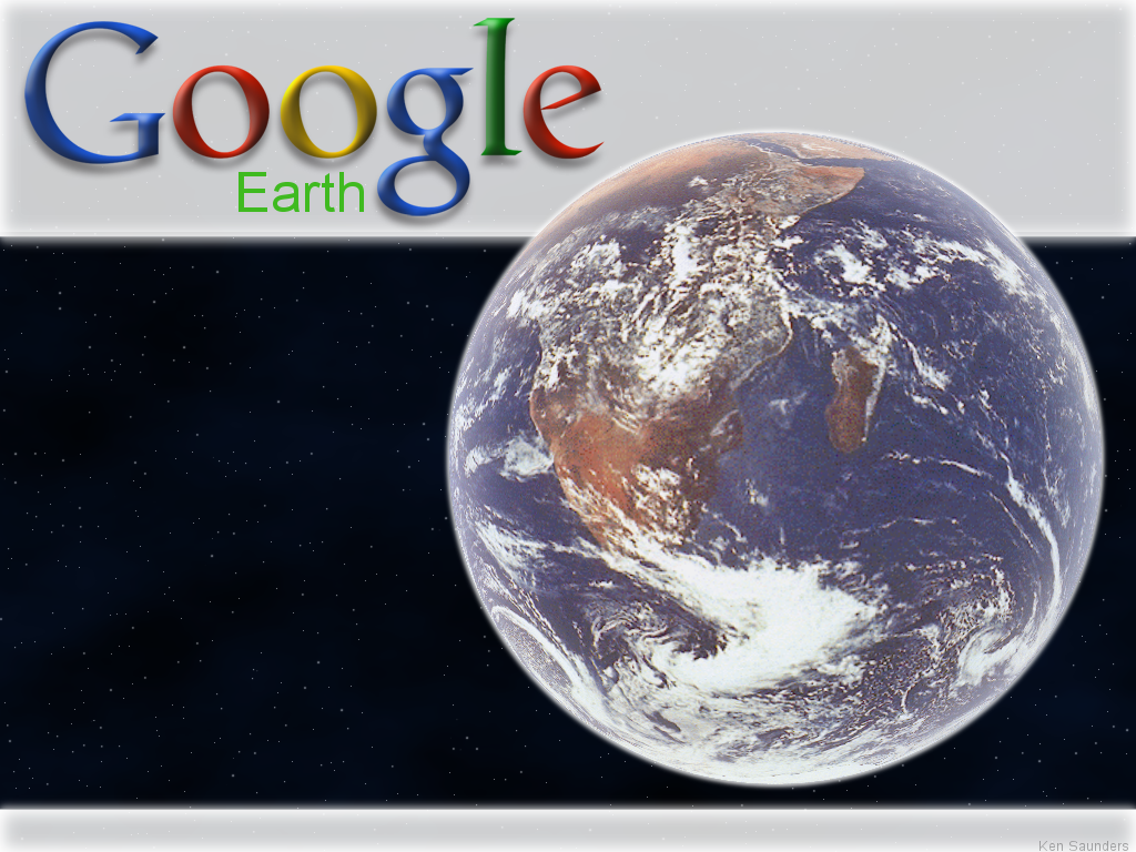 Dating Google Earth bilder