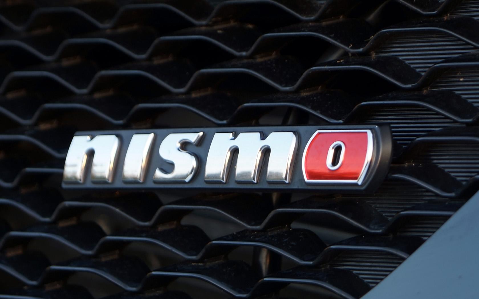 Nismo Logo Wallpaper 46060 16801050 px fond ecran 1680x1050