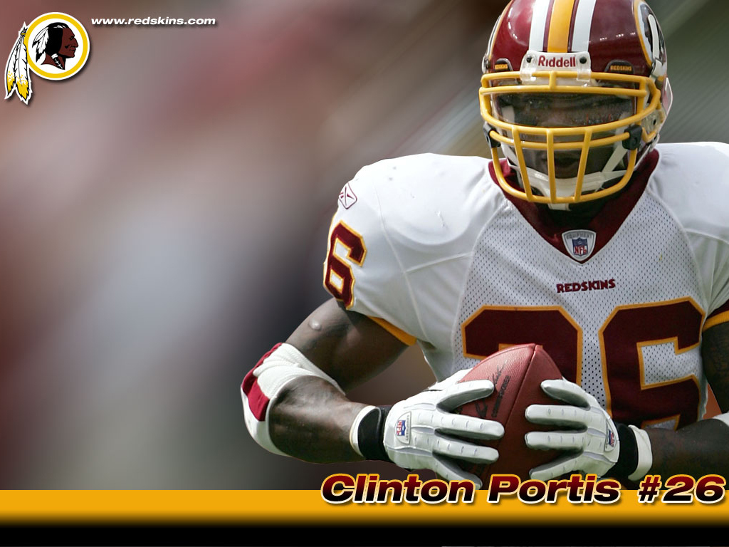 de pantalla de Washington Redskins Wallpapers de Washington Redskins 1024x768