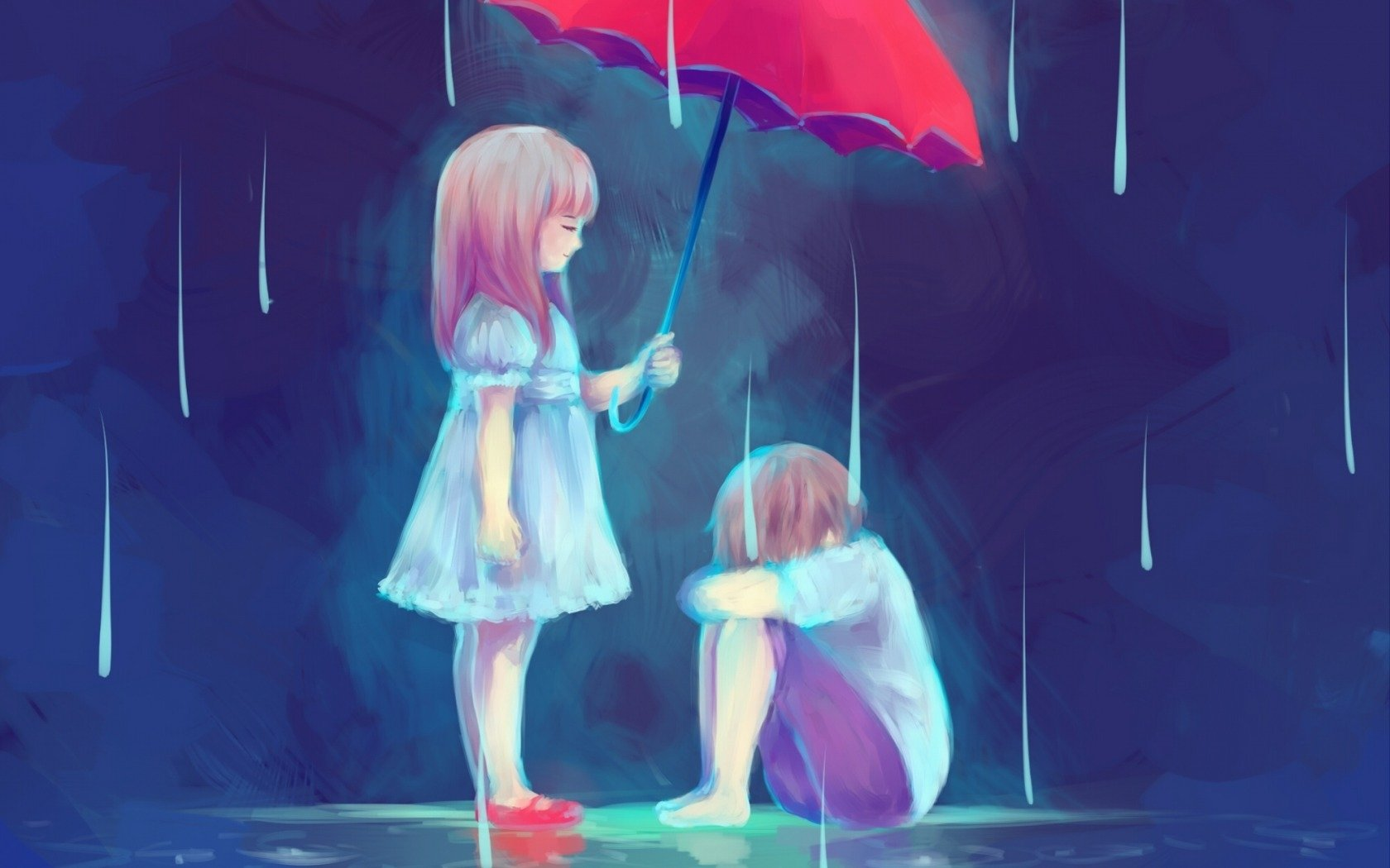 178 Sad HD Wallpapers Background Images 1680x1050