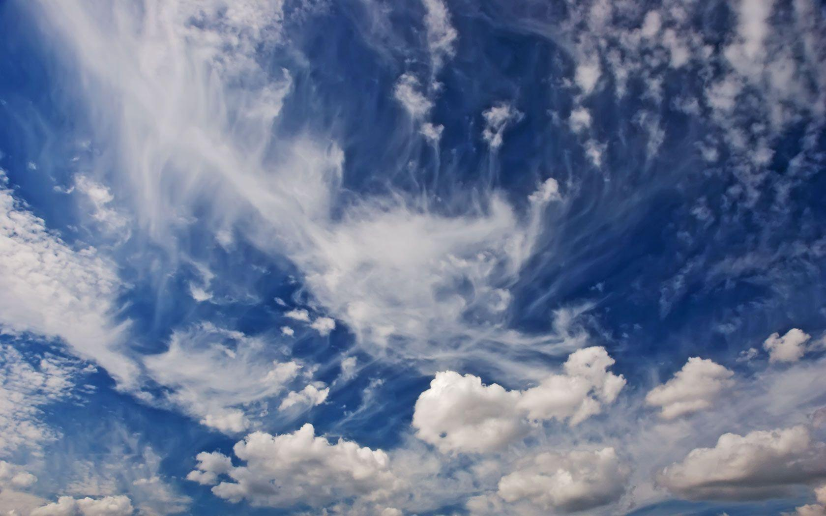 Cloud Desktop Backgrounds 1680x1050