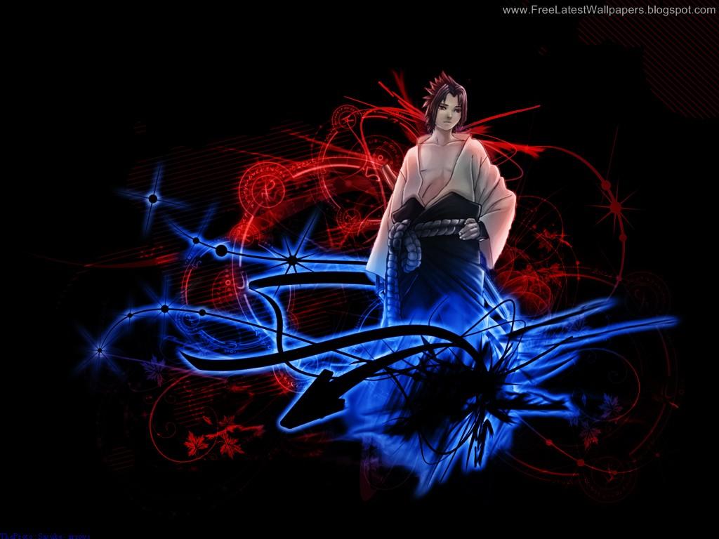 naruto fx Uchiha Sasuke Naruto Shippuden 1024x768