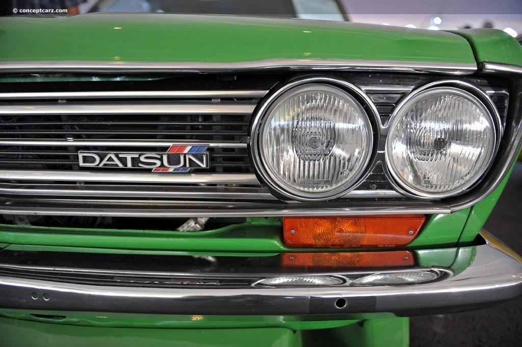 Datsun 510 Wallpapers 1024x681