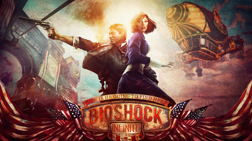Αποτέλεσμα εικόνας για Bioshock: Infinite