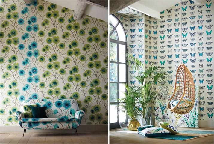 Wallpapers Harlequin   Designer Wallpapers 715x480