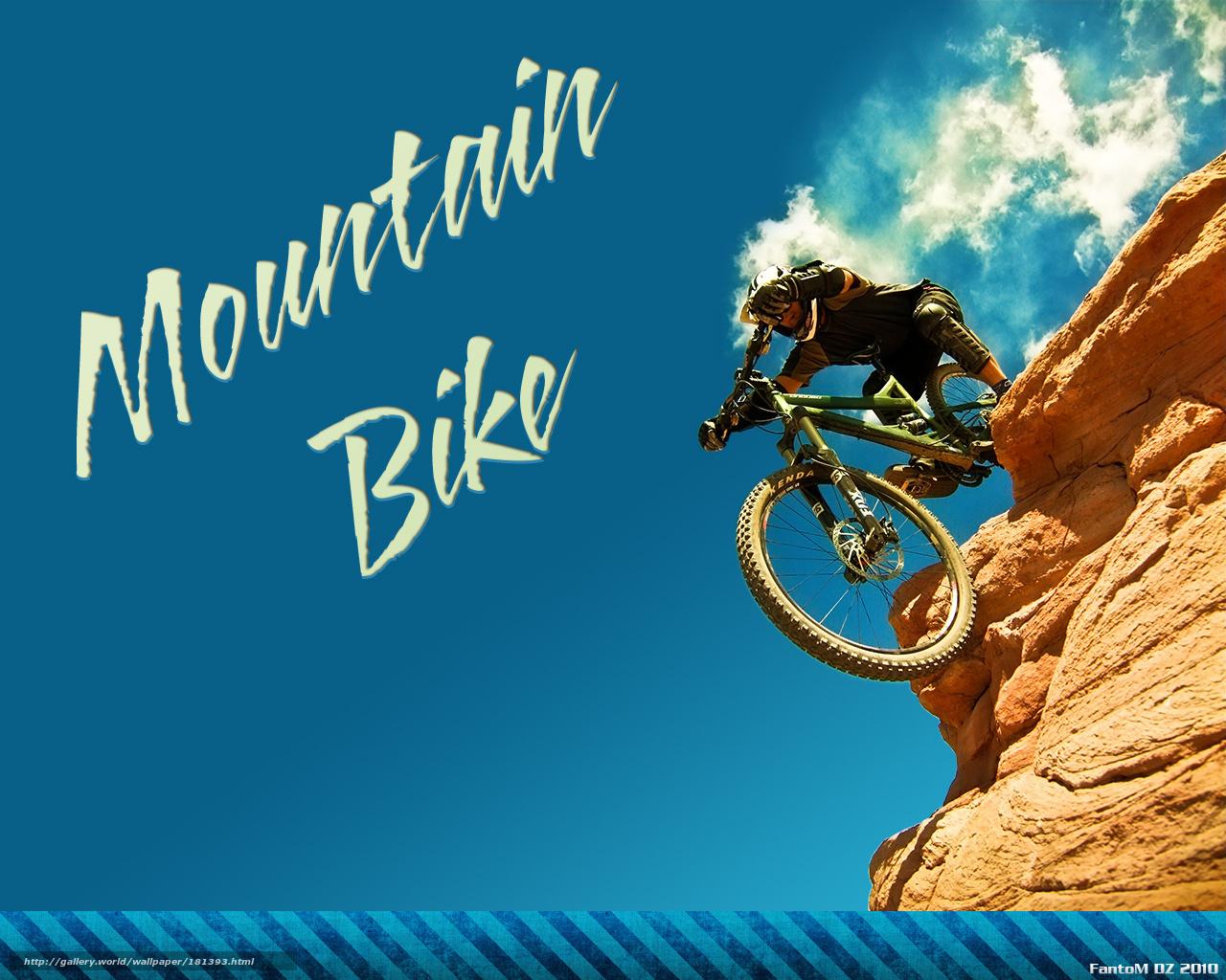 Bike freeride desktop wallpaper in the resolution 1280x1024 1280x1024