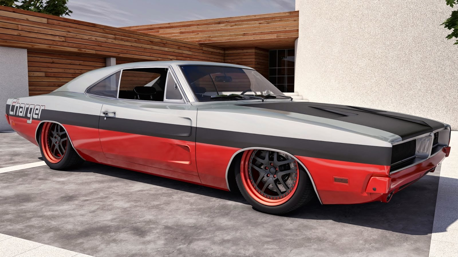 69 Dodge Charger Wallpaper 1K Wallpapers 1600x900