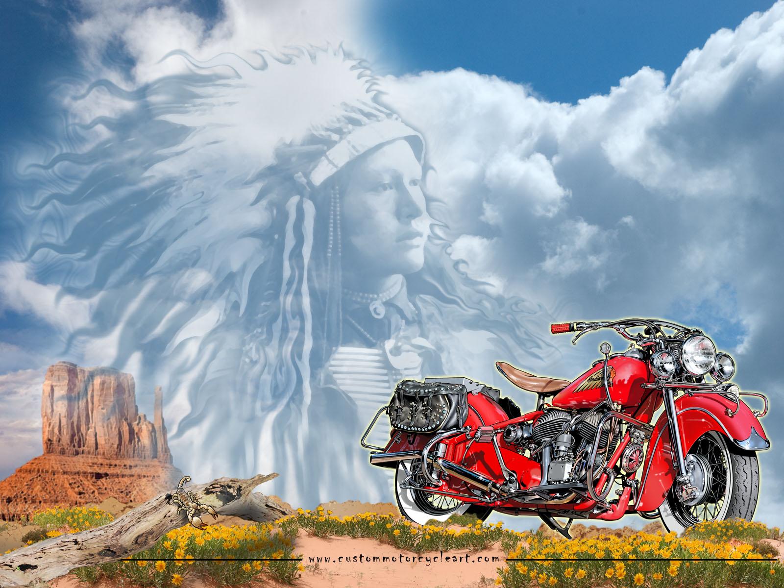 Racing Caf Motorcycle Art   Gaston Vanzet 1600x1200