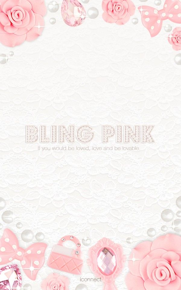 Bling pink 600x960